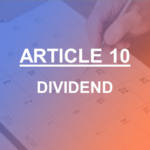 Article 10 Dividend