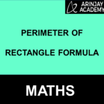 Perimeter of Rectangle Formula