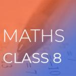 Maths Grade 8