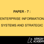 Paper - 7 : Enterprise Information Systems and Strategic