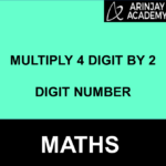 Multiply 4 digit by 2 digit number