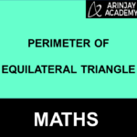 Perimeter of Equilateral Triangle