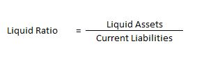 Liquid Ratio - Liquidity Ratio
