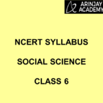 NCERT Syllabus Social Science Class 6