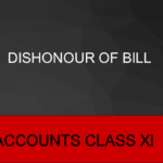 Dishonour Of Bill