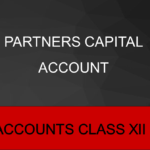 Partners Capital Account