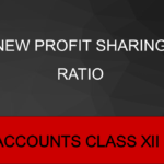 New Profit Sharing Ratio