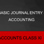 What is Journal in Accounting Journal Entries for Class 11
