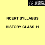 NCERT Syllabus History Class 11