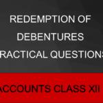 Redemption of Debentures Practical Questions