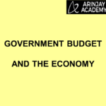 Government Budget and The Economy