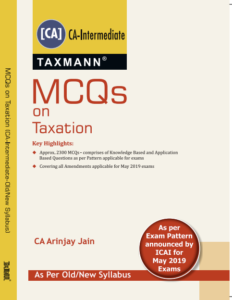 CA Inter MCQs