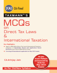 CA Final Direct Tax MCQs