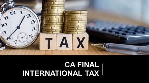 CA Final International Taxation