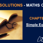 NCERT Solutions for Class 7 Maths Chapter 4 - Simple Equations