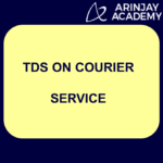 TDS on courier service