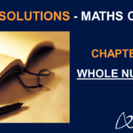 NCERT Solutions for Class 6 Maths Chapter 2