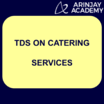 TDS on catering services