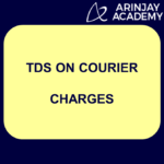 TDS on courier charges