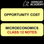 Opportunity Cost in Economics