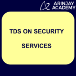 TDS on security services