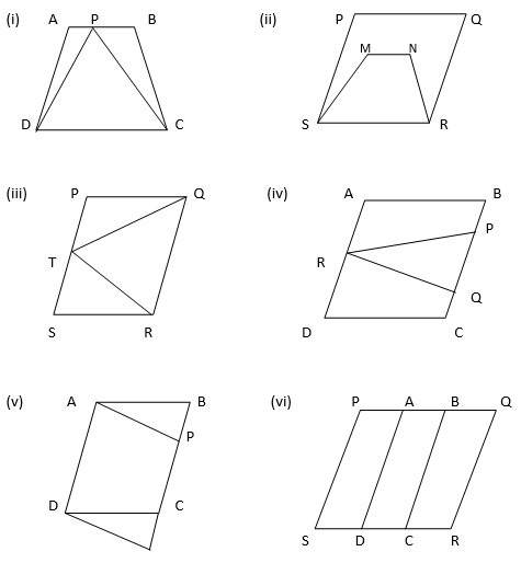 NCERT Solutions for Class 9 Maths Chapter 9 Exercise 9.1