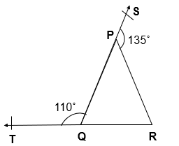 NCERT Solutions for Class 9 Maths Chapter 6 Exercise 6.3 Question 1 Lines and Angles
