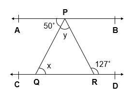 NCERT Solutions for Class 9 Maths Chapter 6 Exercise 6.2 Question 5 Lines and Angles