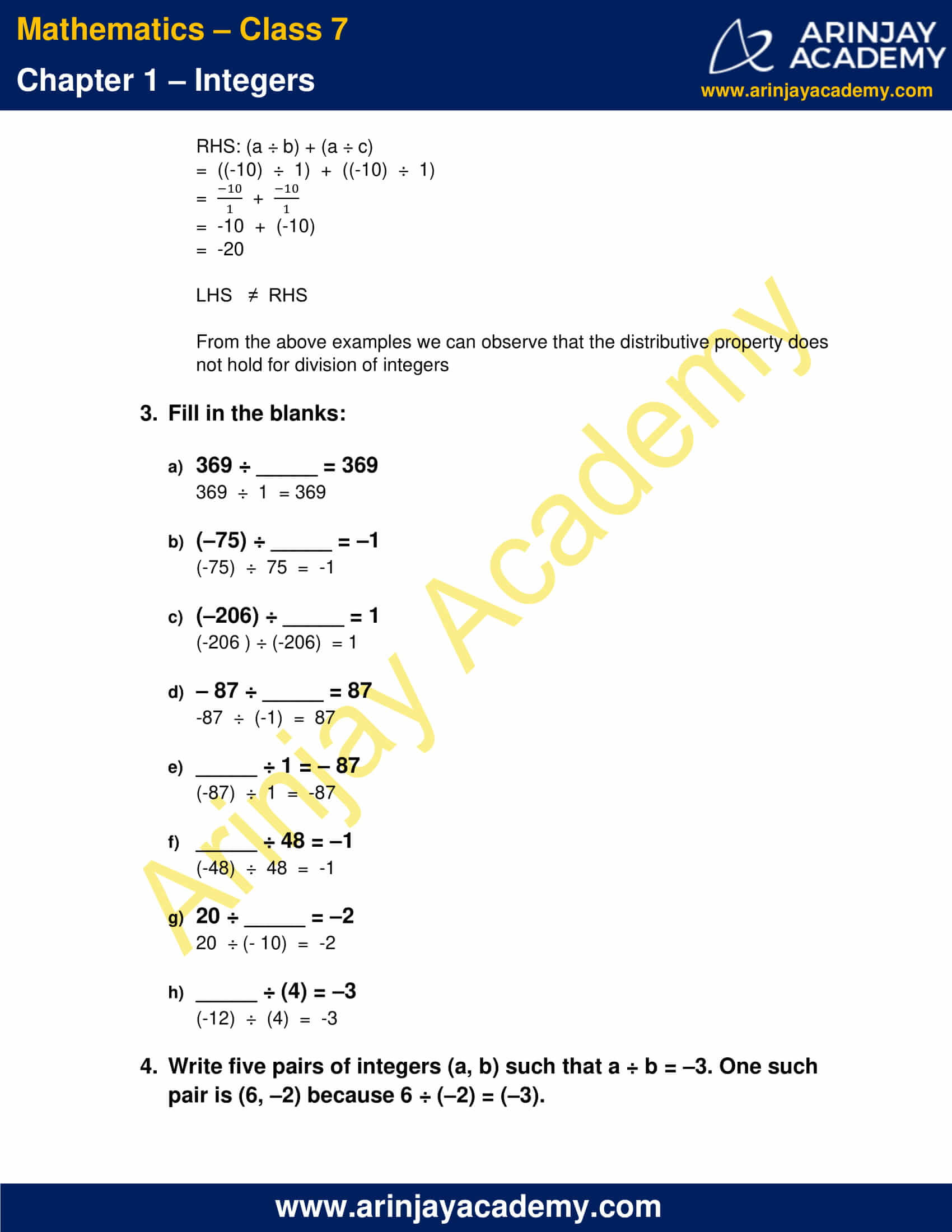 Class 7 Maths NCERT Solutions Chapter 1 Exercise 1.4 image 3