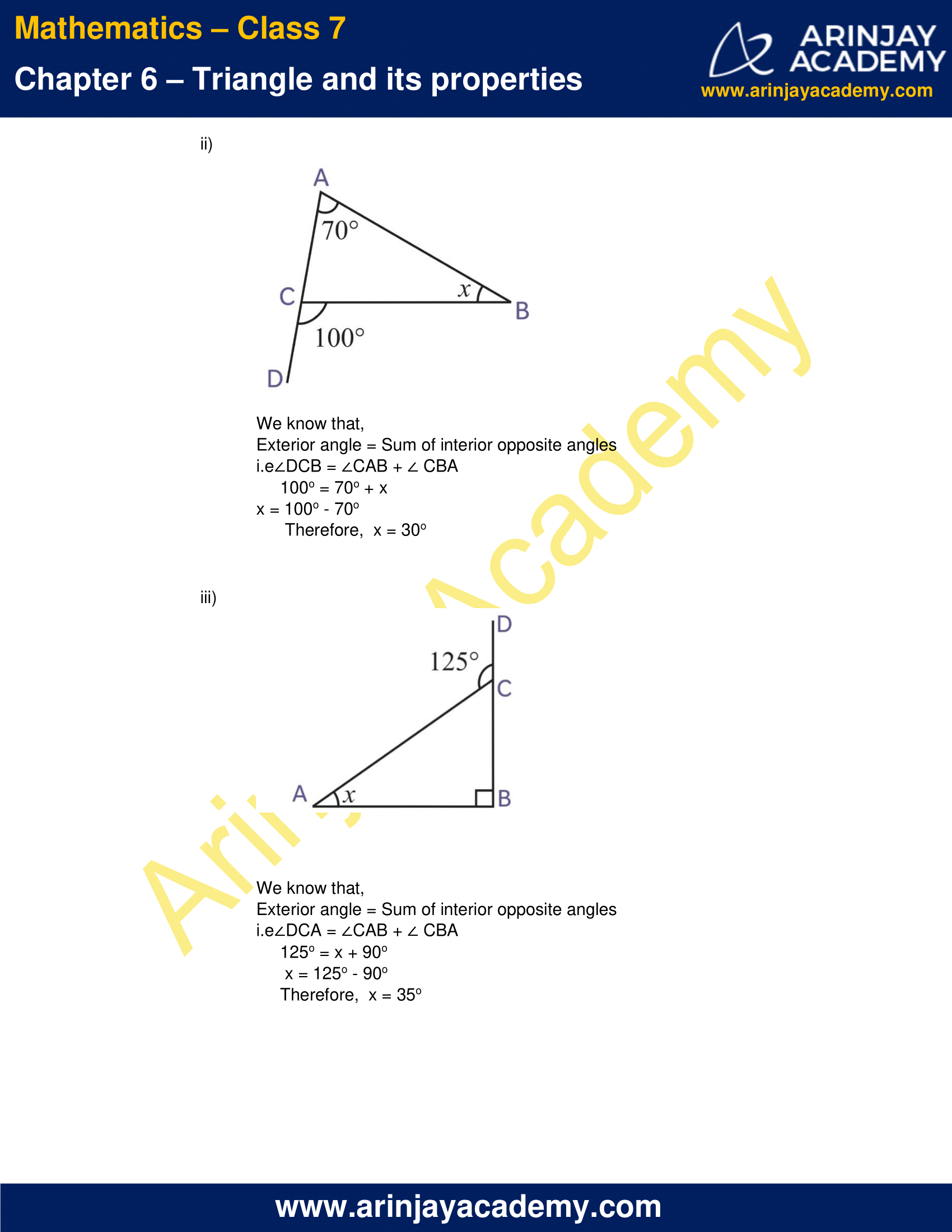 NCERT Solutions for Class 7 Maths Chapter 6 Exercise 6.2 image 4