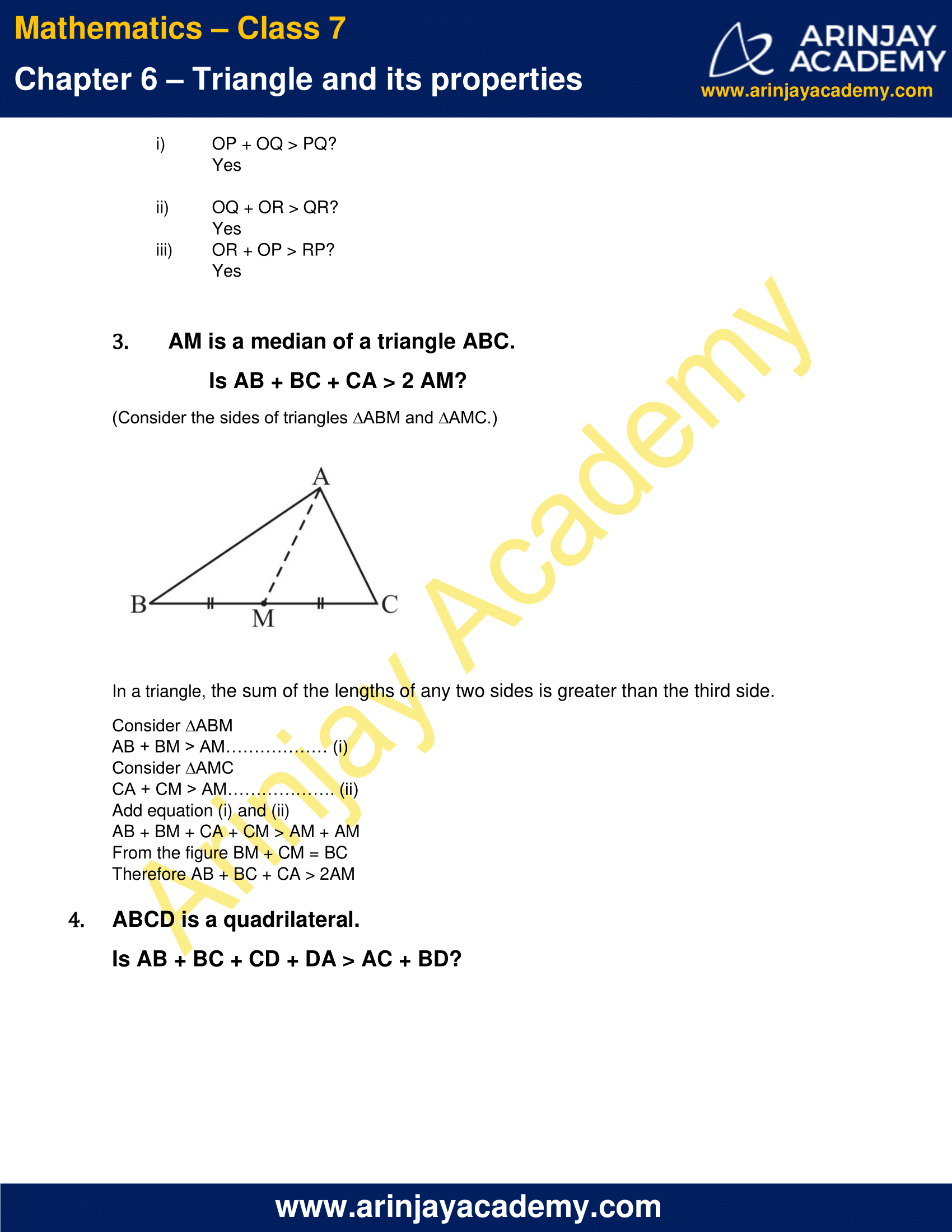 NCERT Solutions for Class 7 Maths Chapter 6 Exercise 6.4 image 2