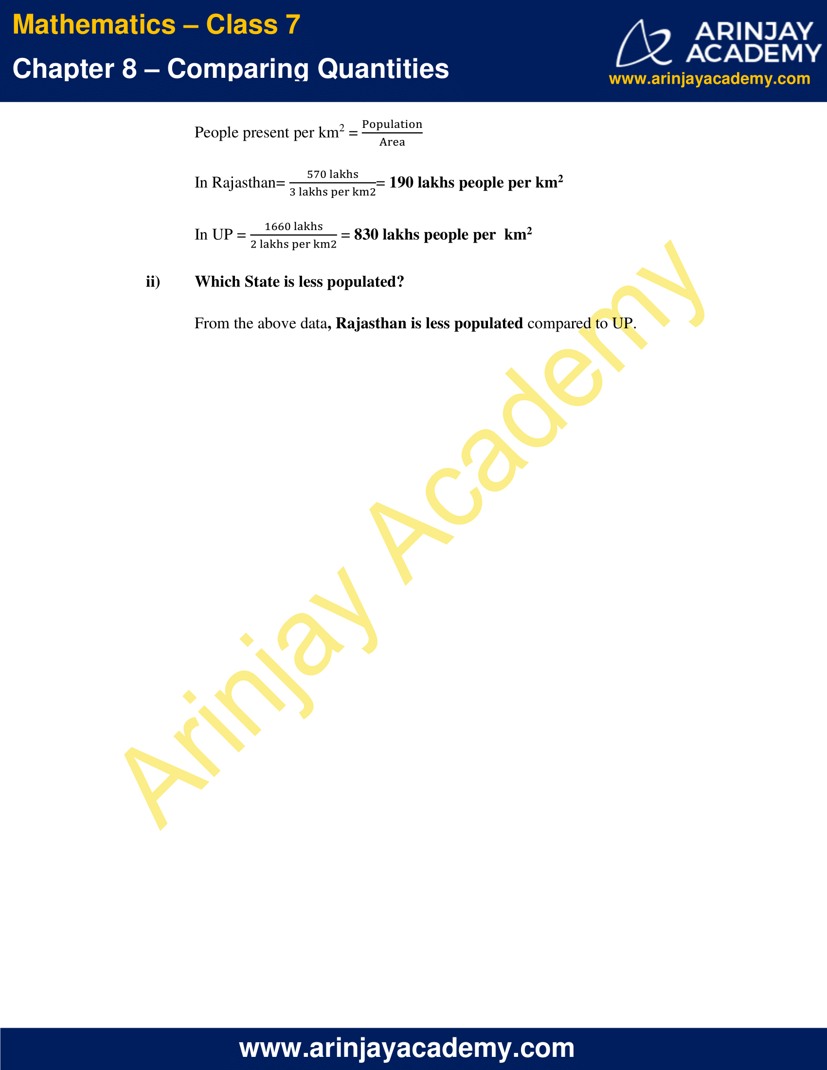 NCERT Solutions for Class 7 Maths Chapter 8 Exercise 8.1 image 2