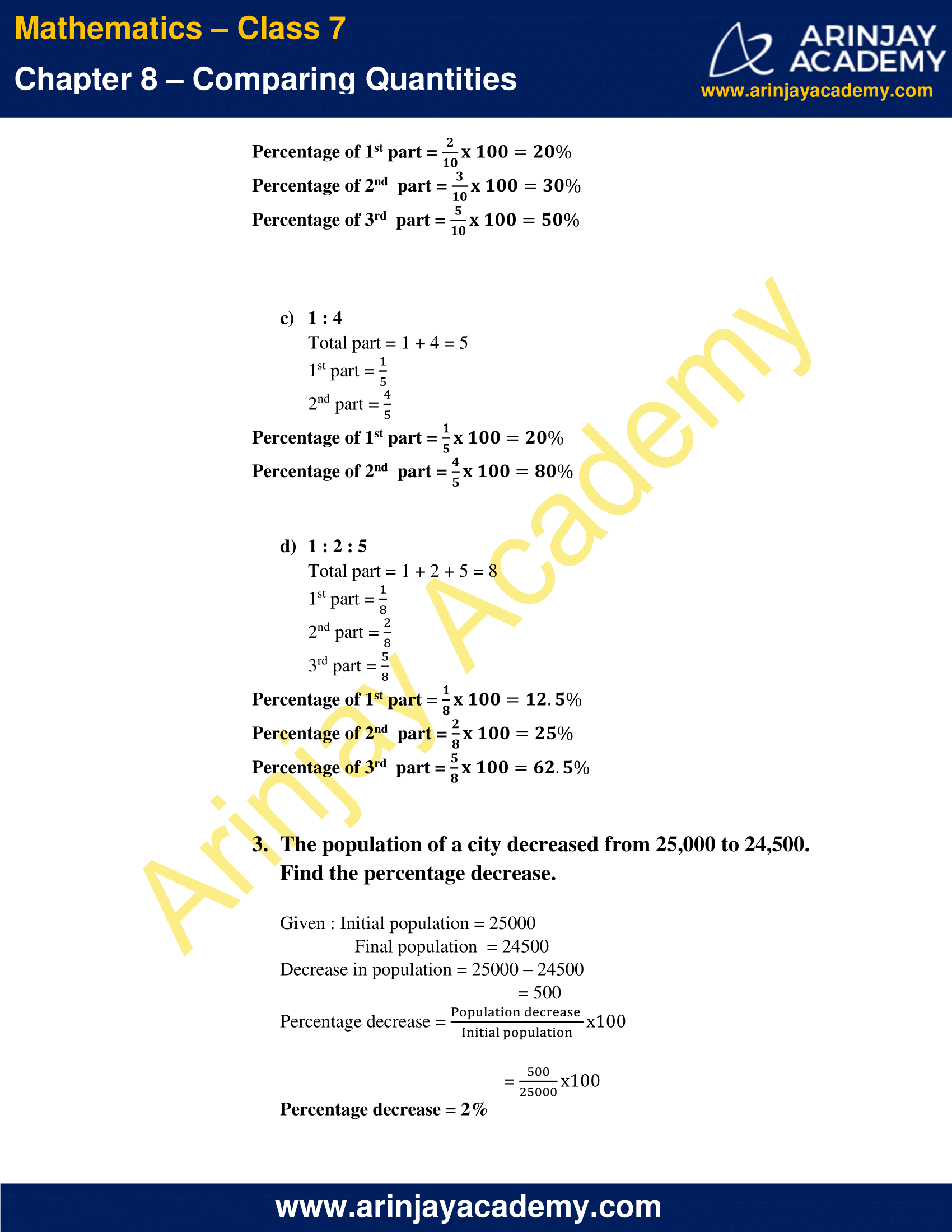 NCERT Solutions for Class 7 Maths Chapter 8 Exercise 8.3 image 3