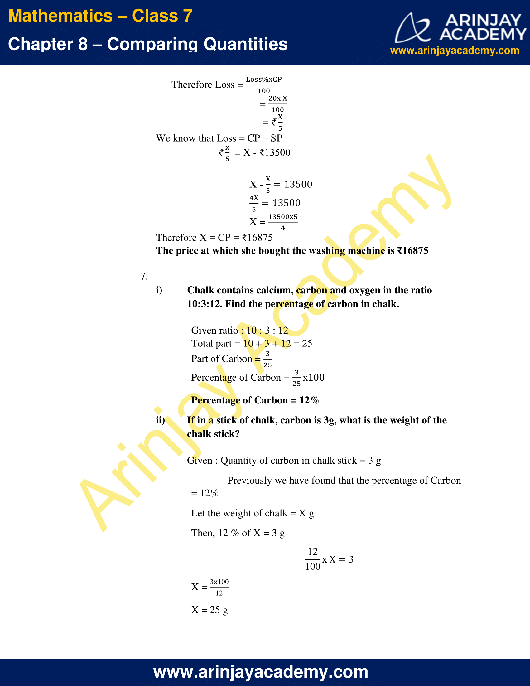 NCERT Solutions for Class 7 Maths Chapter 8 Exercise 8.3 image 5