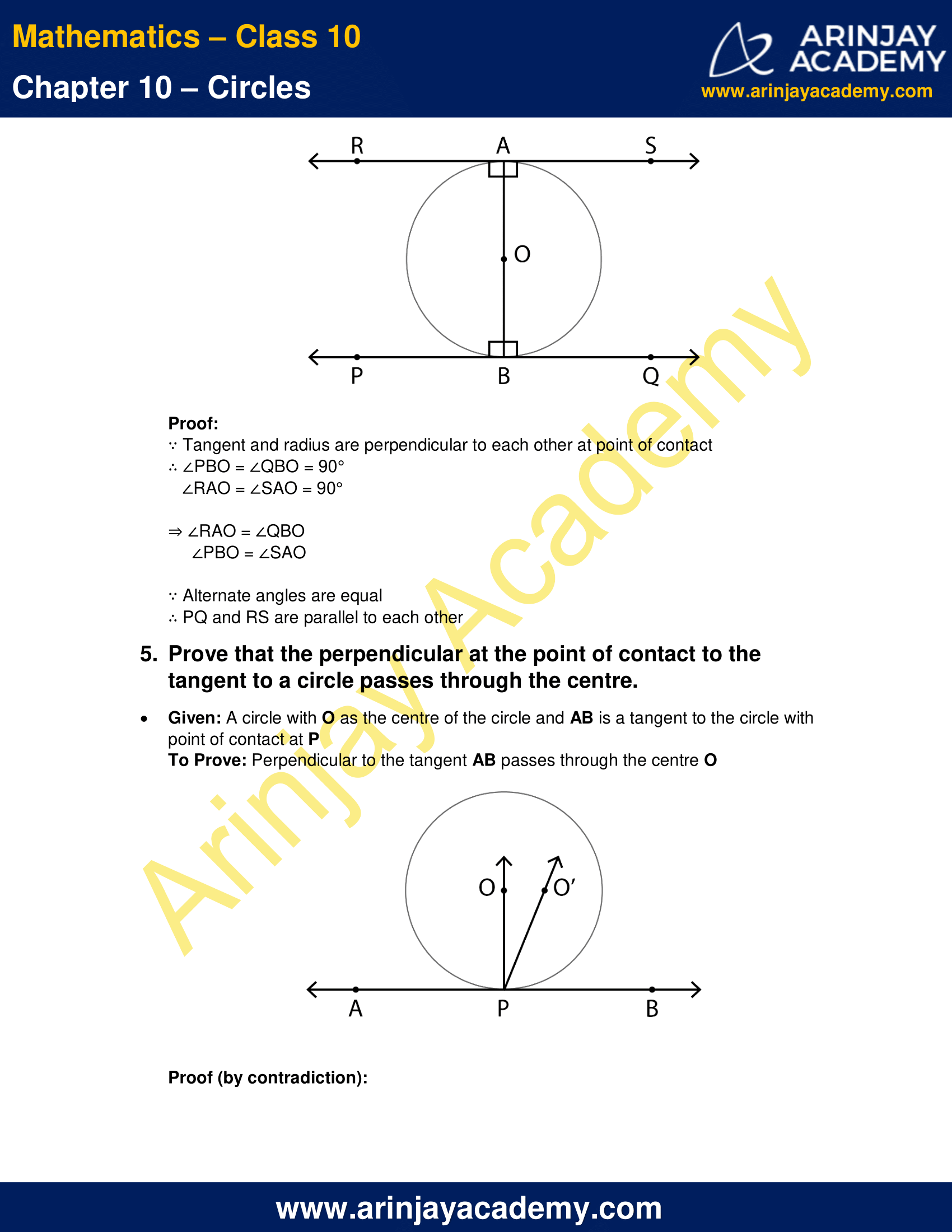 NCERT Solutions For Class 10 Maths Chapter 10 Exercise 10.2 image 4