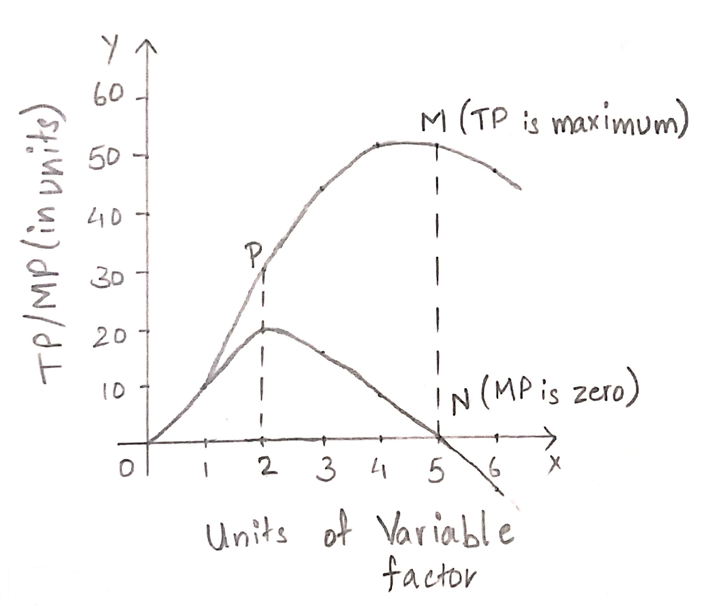 relationship between total product and marginal product