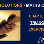 NCERT Solutions For Class 10 Maths Chapter 6 Exercise 6.1