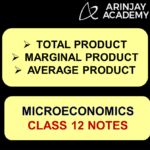 Total Product, Marginal Product & Average Product