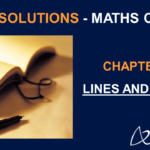 NCERT Solutions for Class 7 Maths Chapter 5 - Lines and Angles