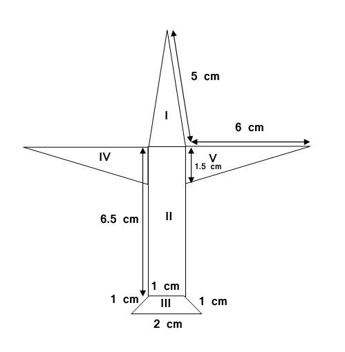 NCERT Solutions For Class 9 Maths Chapter 12 Exercise 12.2 Question 3 - Heron's Formula