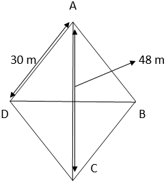 NCERT Solutions For Class 9 Maths Chapter 12 Exercise 12.2 Question 5 - Heron's Formula