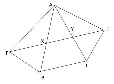 NCERT Solutions for Class 9 Maths Chapter 9 Exercise 9.3 Question 8