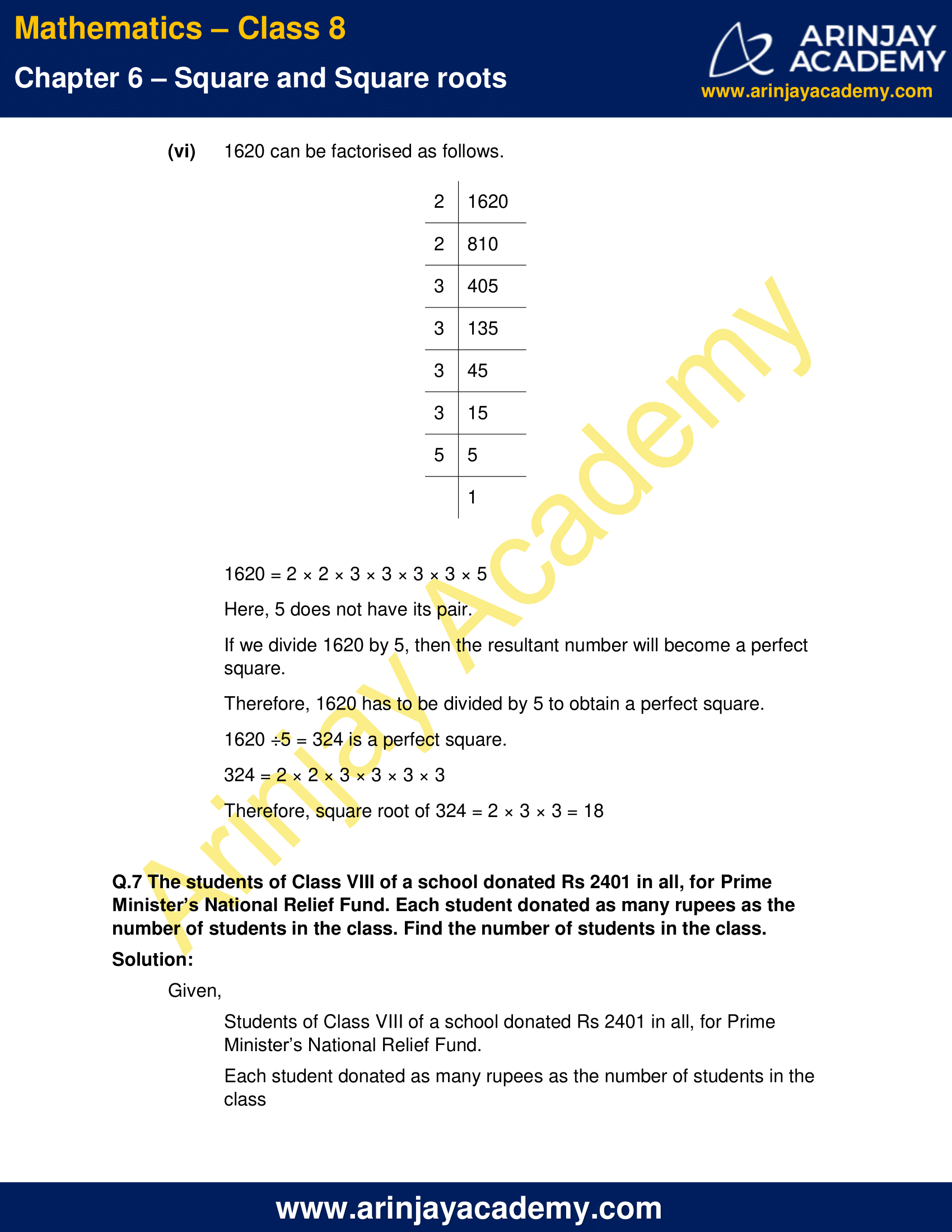 NCERT Solutions for Class 8 Maths Chapter 6 Exercise 6.3 image 14