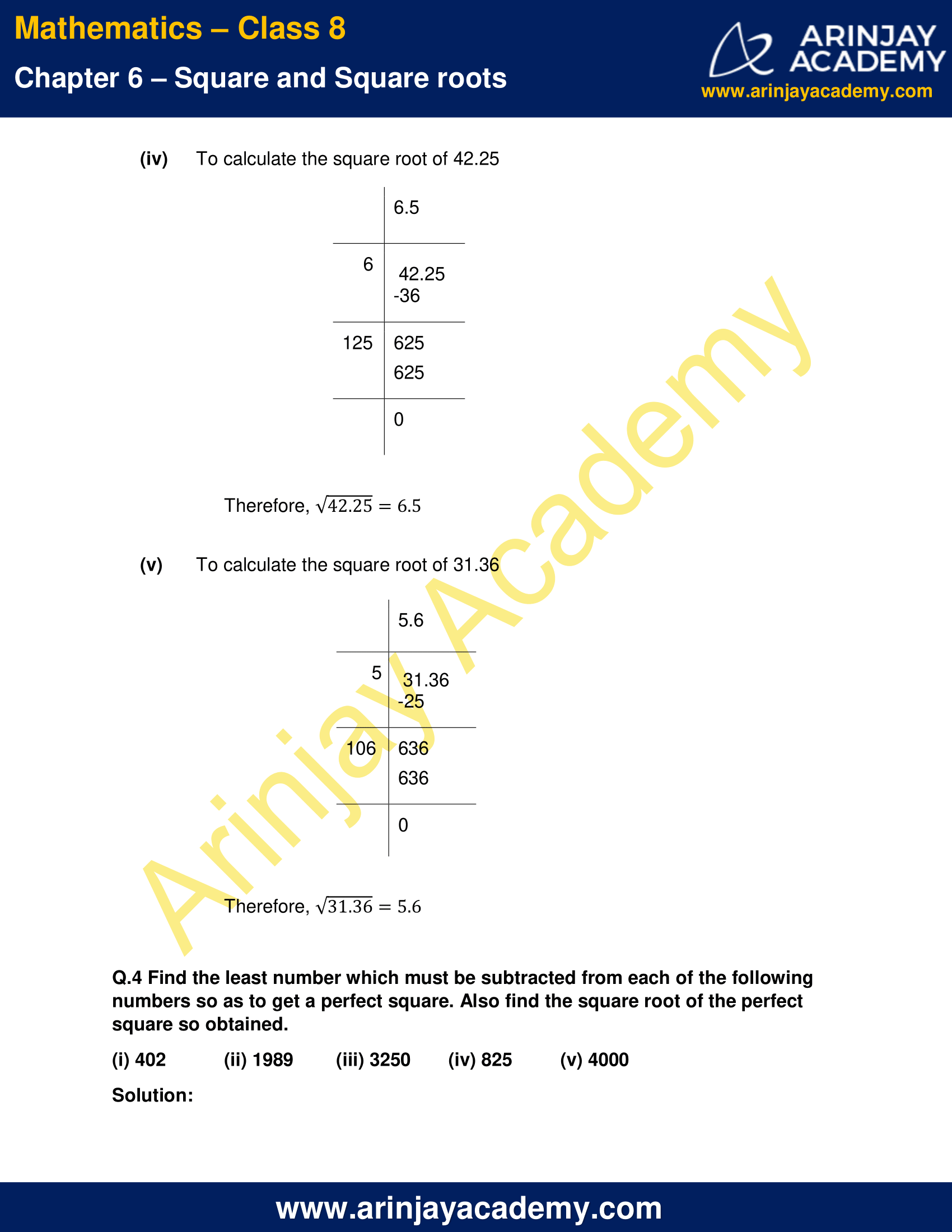 NCERT Solutions for Class 8 Maths Chapter 6 Exercise 6.4 image 8