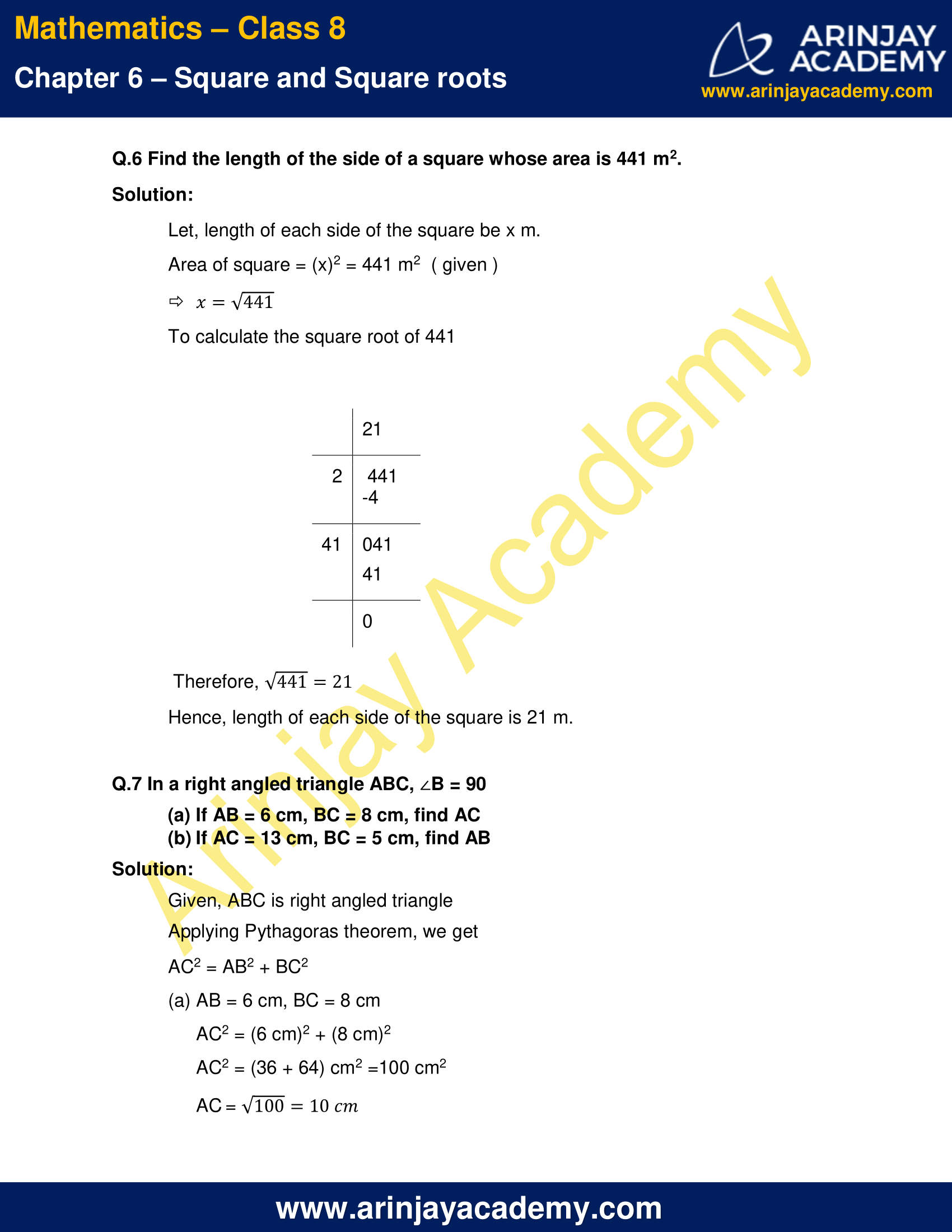 NCERT Solutions for Class 8 Maths Chapter 6 Exercise 6.4 image 14