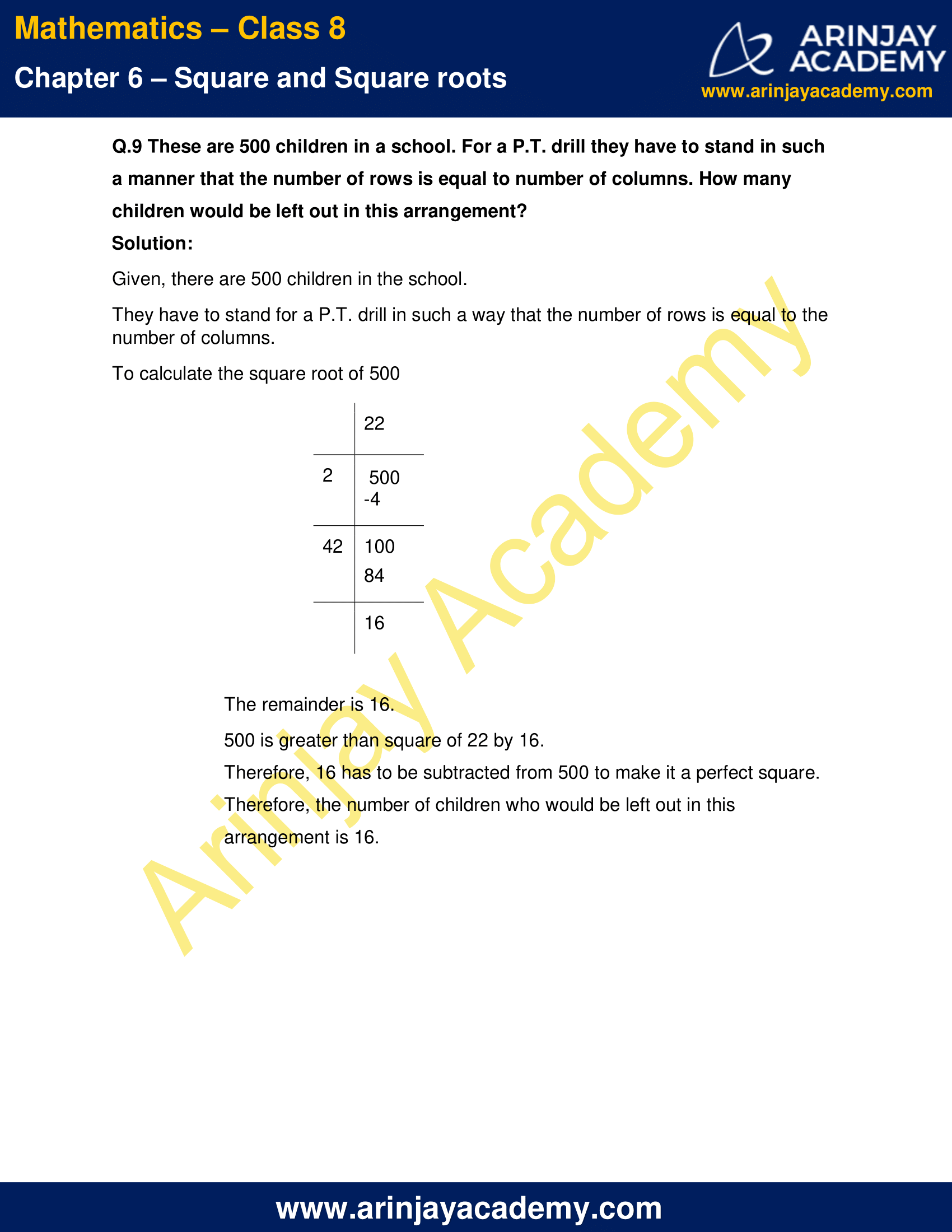 NCERT Solutions for Class 8 Maths Chapter 6 Exercise 6.4 image 16