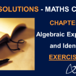 NCERT Solutions For Class 8 Maths Chapter 9 Exercise 9.4 - Algebraic Expressions & Identities