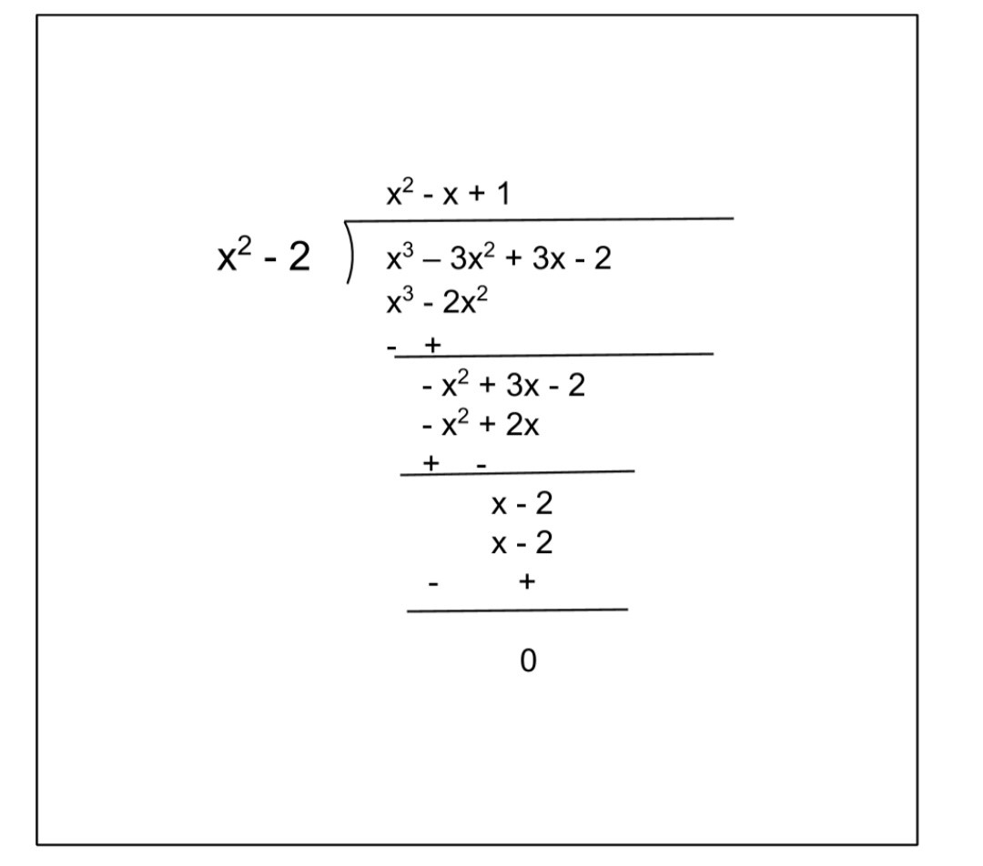 NCERT Solutions For Class 10 Maths Chapter 2 Exercise 2.3 Question 4