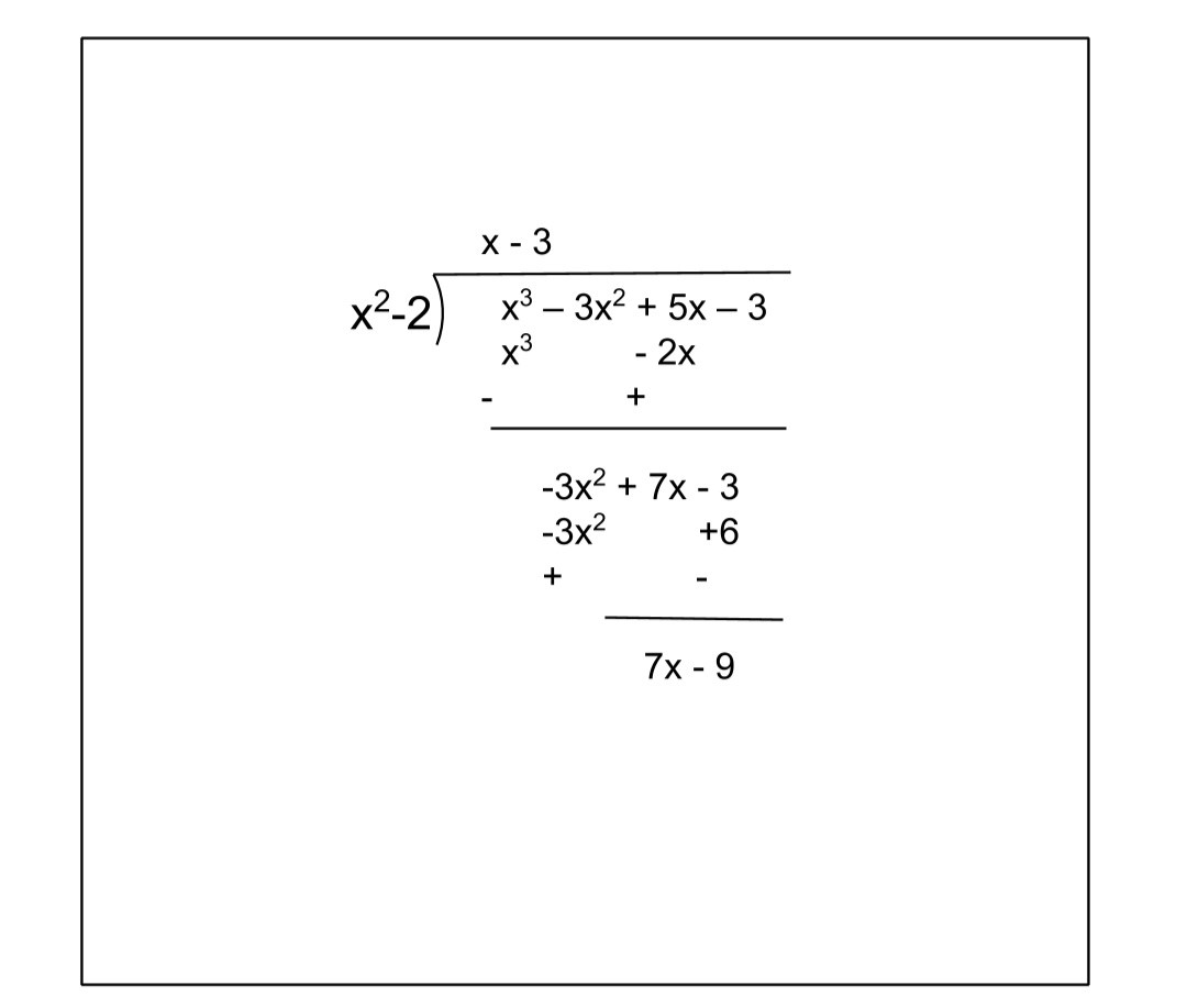 NCERT Solutions For Class 10 Maths Chapter 2 Exercise 2.3 Question 1i