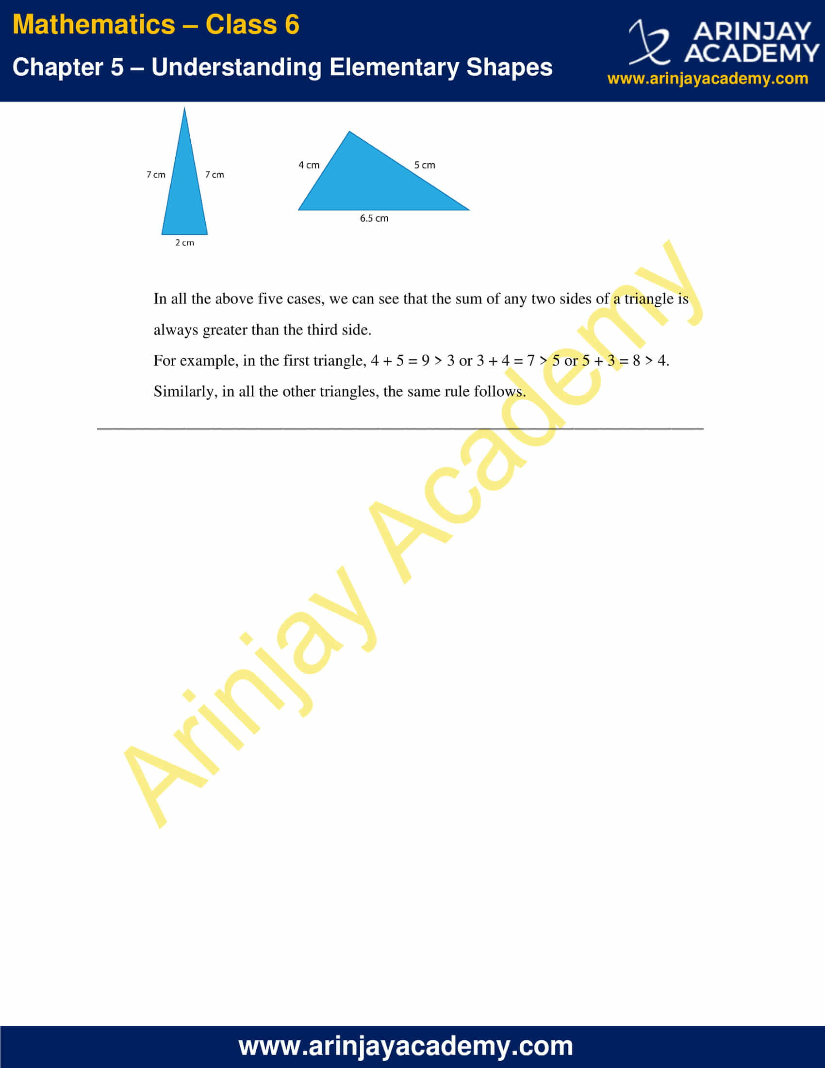 NCERT Solutions for Class 6 Maths Chapter 5 Exercise 5.1 image 3